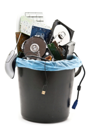 WEEE Disposal is fully compliant with WEEE-RecycleUK